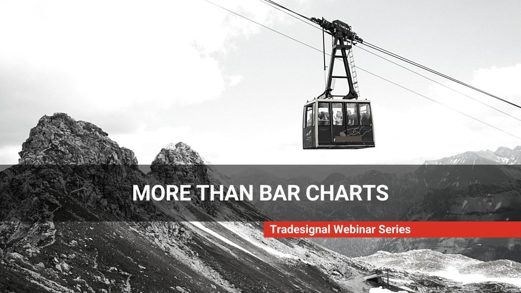 TRADESIGNAL WEBINAR SERIES – MORE THAN BAR CHARTS