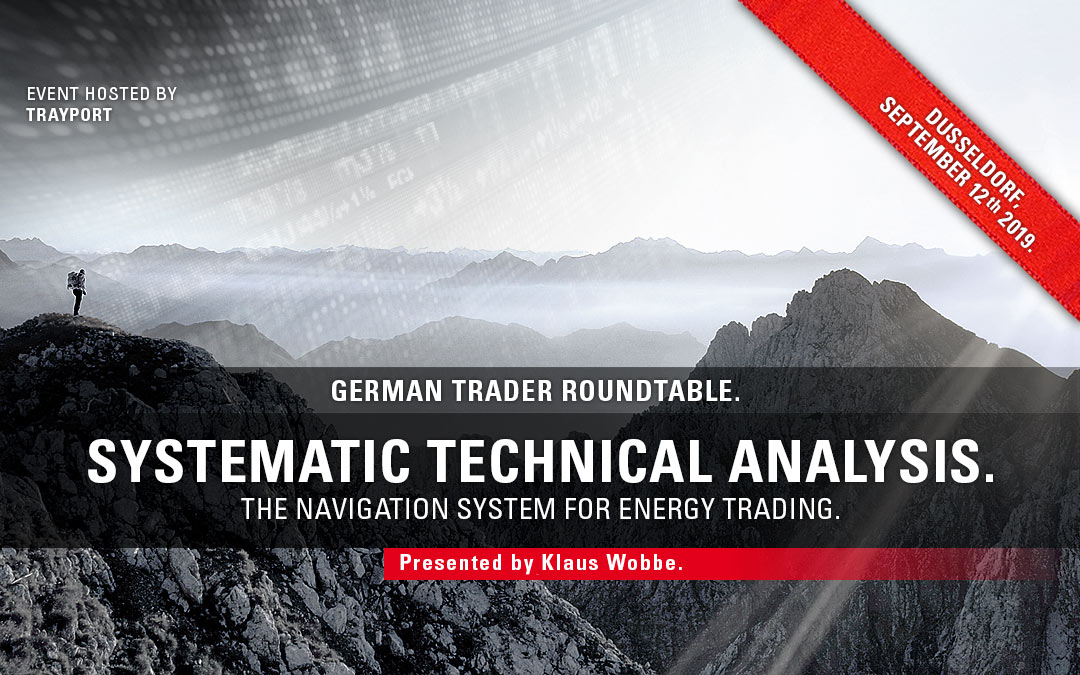 Tradesignal at Trayport German Trader Roundtable